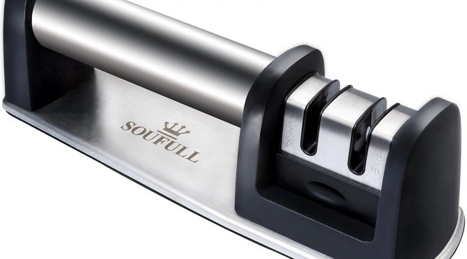 Professional Knife Sharpener- Soufull
