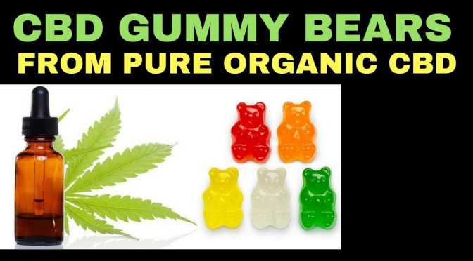 CBD Edibles and Gummies