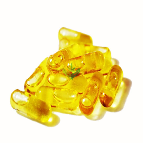 cannabis gel capsules