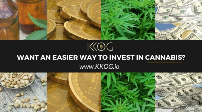 Time to invest in the Green Rush Cannabis Industry
