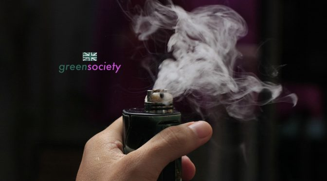 A Green Society: Vaping Reviews