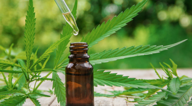 CBD for Pain and Inflammation