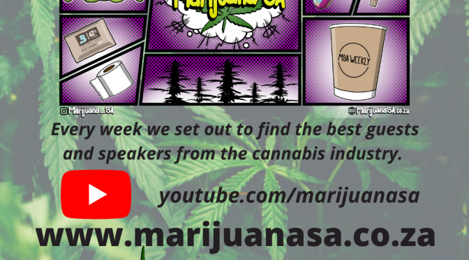 Marijuana SA Podcast